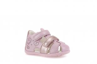 Geoxi´i väikelaste sandaalid KAYTAN, C8010 heleroosa